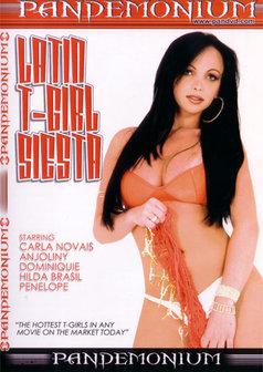 Latin T Girls Siesta #1