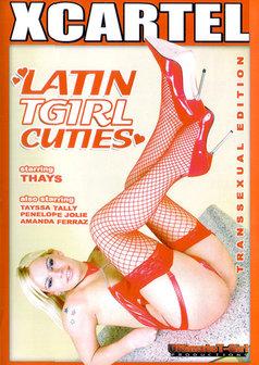 Latin Tgirl Cuties #1