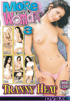 More Than a Woman #3