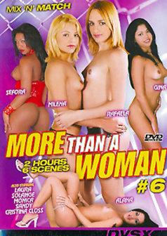 More Than a Woman #6