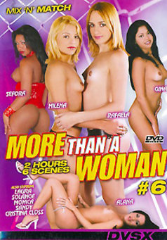 More Than a Woman #6