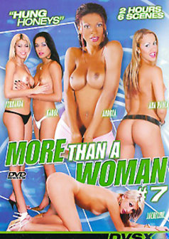 More Than a Woman #7
